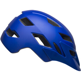 Bell Sidetrack Casque Adolescents, t-rex matte blue